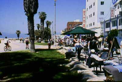 Motel  Near Venice Beach Ca